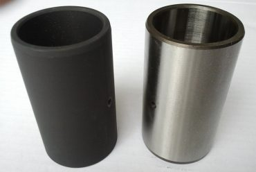 دهان الحديد مسبوقاً بعملية المعالجة السطحية